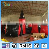 2016 Inflatable Broken Wall Paintball Bunker for Shooting Game inflatable x bunker x x