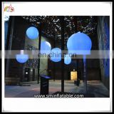 Wholesale Cheap Party Supplies PVC Lighting Balloon Inflatable LED Helium Advertising Balloon