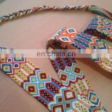 rope knot belts macrame rope belt women fashion belt braided rope belt