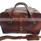 Bag Leather Carry Suitcase Luggage Travel Duffle Overnight Men Genuine Tote Gym Black S Brown Case Large Faux 21 Mens