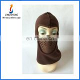 Ningbo lingshang face mask cap cold winter beanie hat windproof mask balaclava