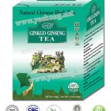 Herbal tea Wild Ginkgo Ginseng Tea instant tea