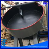 Simple Structure Competitive Price Pan Granulator in Fertilizer Production Line