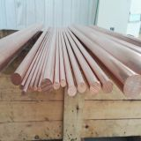C65100 Low Silicon Bronze rod as per ASTM B98