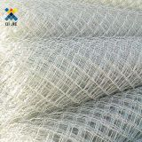 Hot Dipped Galvanized Chain Link Garden Security Wire Mesh Iron Metal Farm Fence for Garden