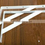 Zhejiang Factory Lowest price Good Quality Hanging Metal Shelf Bracket With Powder Coated For European Market