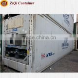 China supplier	20ft/40ft HC HQ	used	reefer container	best quality best price	for sale in Liaoning