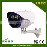 Outdoor 720P 1MP AHD Camera with IR-CUT Filter IR Array LEDs Better than HD-SDI HD-CVI TVI AHD Camera
