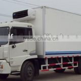 Refrigeration enclosed 6x2 or 8x4 25000 ton cargo transportation truck or mini refrigerator truck