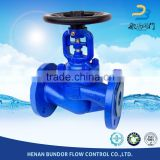 Globe Valve With Bellow Seal