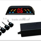 High Quality Reversing Radar Waterproof Parking Sensor LED002-4S,LED002-2S,LED002-6S,LED002-8S