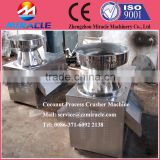 Coconut crushing machine, stainless steel 304 coconut crusher, ectractor coconut milk machine