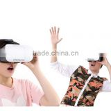 3D VR Virtual Reality Headset 3D Glasses Adjust Cardboard VR BOX Smartphones 6 plus Samsung IOS Android phone