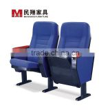Metal folding commercial auditorium seating theater furniture