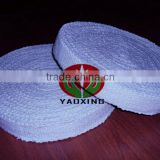 1260C 550K ceramic fiber tape for furnace curtains ceramic fiber tape ceramic weld backing tape