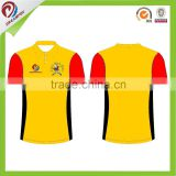 Oem Wholesale Men'S 100% Cotton 220G Golf Shirt Printing Polo Custom Logo From China Factory Design