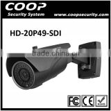 Outdoor Panasonic CCTV Camera HD SDI Motion Detection 2 MP HD SDI 1080P Camera