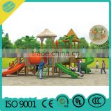 wooden outdoor equipment, wood playground slide, wooden playground