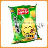 Plastic Laminated Mixed Dried Fruit and Potato Chips Packaging Bags                                                                         Quality Choice