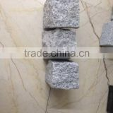 Cheap Chinese natural split grey granite cobble stone paving stone                                                                         Quality Choice