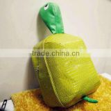 2016 Alibaba express china cute school bag funny turtle shaped kids backpack childish pu leather book bag
