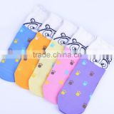 2015 hot selling Boonie Bears beautiful cute bear pattern tube socks for children