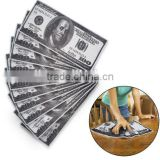 Microfiber Cleaning Cloth $100 Bill Gag Gift Money Novelty Dish Towel Rag                                                                         Quality Choice