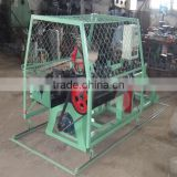 2016 new products made in china best price barbed wire mesh making machine (MADE IN CHINA)