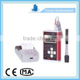 portable hardness tester for all metallic materials