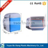 7.5L DC12V car ice cooling and warm box fridge MINI Fridge protable cooling summer refrigerator/freezer