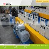 Adjustable Machine Building Material C U Shaped Light Steel Keel Roll Forming Machine For Sale