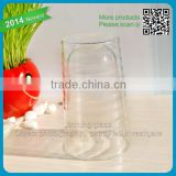 wholesale pint glasses heat resistant glass hot water holder glass double layer drinking glass