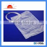 Hospital disposable urine container,adult urine collection bag 500ml