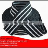 High Quality Black And White Stripe Polyester Webbing Made In China