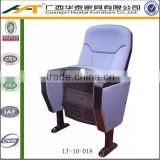 Modern cheap theater seating chair hall chairs used cinema chairs 4d
