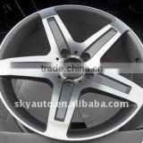 G50/G55 Mercedes alloy wheels