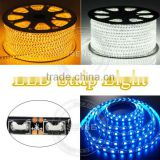 Flexible 500cm 1210smd 5050smd Car LED Light strip with W R Y G B Color