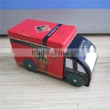 Factory directly coffee packaging, storage or promotion metal trunk box