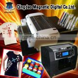 Digital direct leather printing machinery