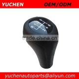 Factory Wholesale YUCHEN Manual MT Gear Car Shift Knob For BMW 1 3 5 6 Series E46 E39 E30 E32 E34 E36 E38 led gear shift knob