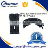 China Supplier Heavy Duty Truck Durable Brake Shoe