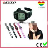 KYTO CE/RoHS Approved New Digital Heart Rate Monitor/ Pulse Women Wrist Heart Sport Watch