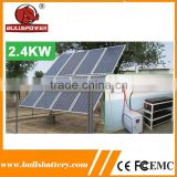 electricity generating 6kw solar energy system,home solar energy solar cell system                                                                         Quality Choice