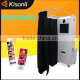 2016 wholesale portable inflatable photobooth shell for sale