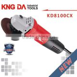 KD8100CX 750W 100mm concrete floor grinders for sale balloon stand cnc tool holder