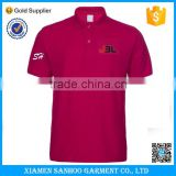 Custom Business Men's Polo Shirts Uniform Polo T shirt Wholesale In China Advertising Polo Shirt