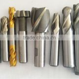 end mills DIN844 , TiN-Coated straight shank end mills 4F/5F/6F , T-slot milling cutter, Ball end mill, CARBIDE END MILLS
