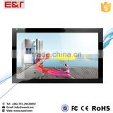 "23"" IR touch screen panel for outdoor usable waterproof for kiosks/digital signage/game machine/education"