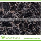 resplendent and magnificent imperial Brown granite for hotel counter top, tile