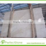 hard and high polished cream marfil marble in slabs light yellow sapin marble